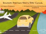 Border Crossing Card for Us Citizens Visiting Canada From the U S What You Need to Know