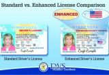 Border Crossing Card Id Number Enhanced Minnesota Id Allows Easier Travel to Canada
