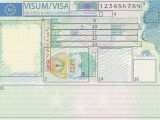 Border Crossing Card Number format Document Security