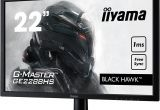 Border Crossing Card Para Que Sirve Iiyama G Master Black Hawk Ge2288hs B1 54 7cm 21 5 Zoll Led Monitor Full Hd Dvi D Hdmi 1ms Reaktionszeit Freesync Schwarz