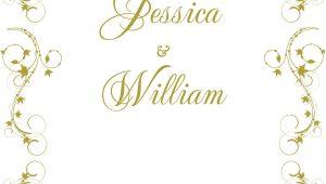 Border Design for Wedding Invitation Card Wedding Border Designs with Images Photo Wedding