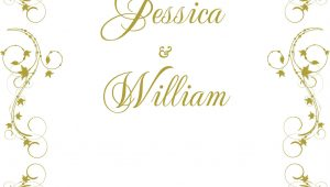 Border Designs for A Card Wedding Border Designs with Images Photo Wedding