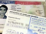 Border Security force Identity Card Venezuelans Break Record for U S asylum Petitions but Few