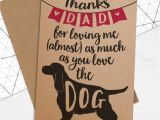 Border Terrier Father S Day Card Father S Day Card for Dog Loving Dads