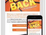 Bounce Back Email Template Julia Spangler Email Marketing