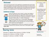 Boy Scout Newsletter Template Cub Scout Newsletter Templates Free Templates Resume