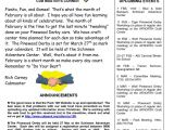 Boy Scout Newsletter Template the Monthly Newsletter Of Cub Scout Pack 100 Doc Scout