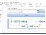 Bpmn Visio Template Bpmn orbus software