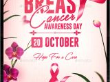 Breast Cancer Awareness Flyer Template Free 23 Cancer Awareness Flyer Templates Free Premium Download