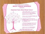 Breast Cancer Awareness Flyer Template Free Breast Cancer Awareness Flyer Editable Template