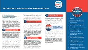Brochure Mailer Template 10 Political Brochures Sample Templates