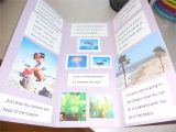 Brochure Templates for School Project Biome Travel Brochure Geography One World One Love