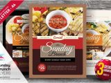 Brunch Flyer Template Free 33 Excellent Psd Restaurant Flyer Designs