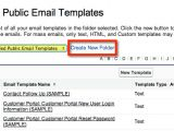 Build HTML Email Template Create A Salesforce HTML Email Template with Merge Fields