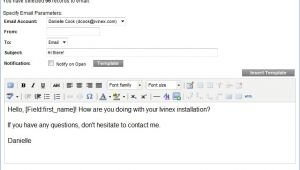 Bulk Email Template How to Send A Mass Email Ivinex Training