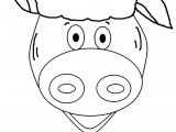 Bull Mask Template Best Photos Of Cow Template Printable Cow Head Clip Art