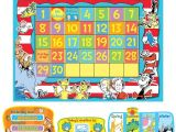 Bulletin Board Calendar Template Dr Seuss Calendar Bulletin Board Set