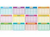 Bulletin Board Calendar Template Search Results for Blank 18 Month Calendar Calendar 2015
