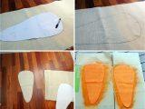 Burlap Door Hanger Templates M K Designs Blog Burlap Carrot Door Hanger Tutorial