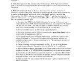 Business Agreement Contract Template 24 Business Contract Templates Pages Docs Free