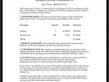 Business Contract Template Free Business Contract Template Business Sales Agreement Sample