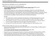 Business Development Resume Sample Sample Resume July 2015