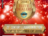 Business Elite Card Wells Fargo Enx Magazine December 2018 Elite Dealer issue by Enx