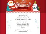 Business Email Christmas Card Template 22 Inspirational Christmas HTML Email Templates