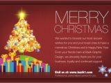 Business Email Christmas Card Template Email Christmas Card Template 2018 Best Template Idea