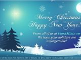 Business Email Christmas Card Template Free Email Christmas Card Templates Best Template Examples