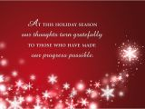Business Email Christmas Card Template Holiday Business Greeting Cards Customer and Business