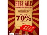 Business for Sale Flyer Template 7 Free Sale Flyer Templates Excel Pdf formats