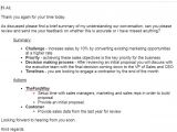 Business Meeting Follow Up Email Template Meeting Series 3 Follow Up for Quick Success Sellx