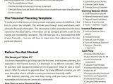 Business Plan Financial Template Financial Business Plan Templates 8 Free Premium Word