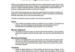Business Plans Templates Pdf 19 Business Plan Templates Free Sample Example format
