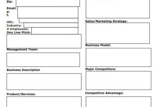 Business Plans Templates Pdf Free Simple Business Plan Template top form Templates