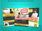 Business Promotional Flyers Templates Business Workshop Promotion Flyer Flyer Templates