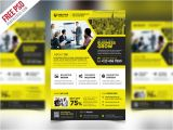 Business Promotional Flyers Templates Corporate Business Promotional Flyer Psd Template