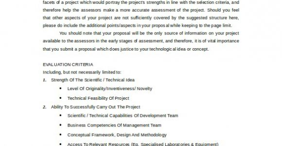 Business Proposal Template Doc Free Download 25 Free Business Proposal Templates Sample Templates