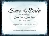 Business Save the Date Email Template Wedding Save the Date Template 1 by Mikallica On Deviantart