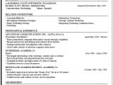 Business Student Resume Business Resume Sample Career Center Csuf