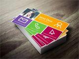 Business Visiting Card Design .cdr File Diy Business Card Ideas Business Card Templates Download