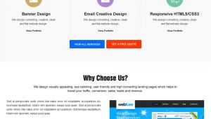 Buy Landing Page Templates the Best Mobile Responsive Landing Page Design Selling Website