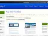 Cakephp Email Template Free PHP Web Templates Thunderburstmedia Com