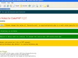 Cakephp Templates Examples Step 2 Download Cakephp and Setup Cakeblog