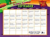 Calendar Of Activities Template Best Photos Of Activity Calendar Template Nursing Home