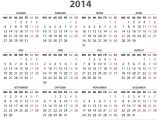 Calendar Template 2014 Australia Get Your 2014 Us Calendar Printed today with Holidays