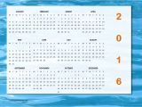 Calendar Template for Openoffice 2016 Calendar Templates Microsoft and Open Office Templates