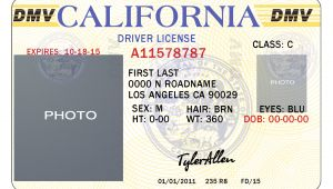 California Id Template Download 10 California Drivers Id Template Psd Images California