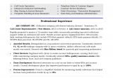 Call Center Resume Examples and Samples Call Center Resume Sample Monster Com